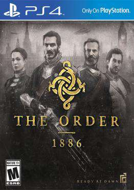 The Order: 1886, Game on PS4, Action Video Games, ,  on PS4