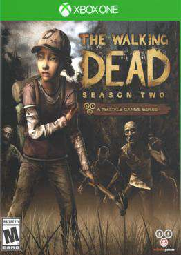 The Walking Dead: Season 2 XBox One, Game on XBOXONE, Action Video Games, ,  on XBOXONE