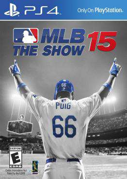 MLB 15: The Show, Game on PS4, Sports Video Games, ,  on PS4
