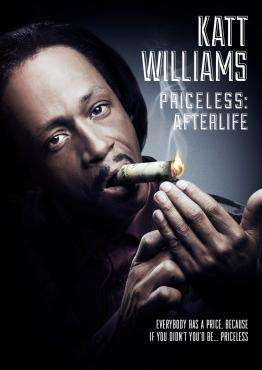Kat Williams - Priceless: Afterlife, Movie on DVD, Comedy Movies, new movies, new movies on DVD