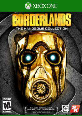 Borderlands: The Handsome Collection XBox One, Game on XBOXONE, Shooter Video Games, ,  on XBOXONE