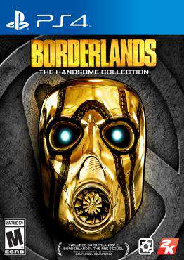 Borderlands: The Handsome Collection, Game on PS4, Shooter Video Games, ,  on PS4