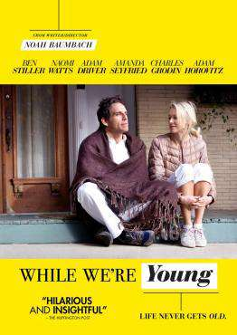 While We're Young, Movie on Blu-Ray, Comedy Movies, new movies, new movies on Blu-Ray