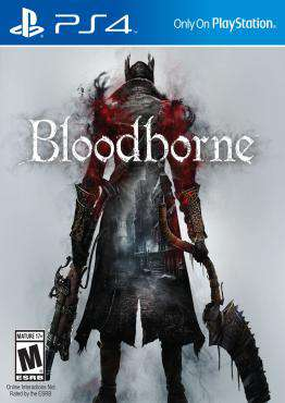Bloodborne, Game on PS4, Action Video Games, ,  on PS4