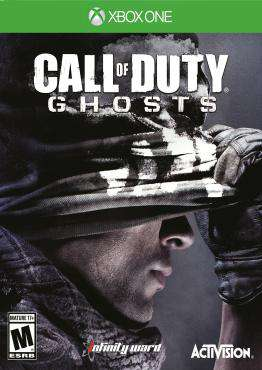 Call of Duty: Ghosts Xbox One, Game on XBOXONE, Shooter Video Games, ,  on XBOXONE