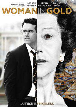 Woman In Gold, Movie on DVD, Drama Movies, ,  on DVD