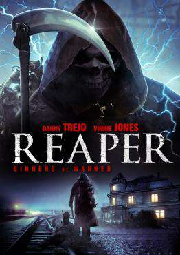 Reaper, Movie on DVD, Horror Movies, Suspense Movies, new movies, new movies on DVD