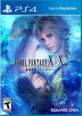 Final Fantasy X/X-2, Game on PS4, Action Video Games, ,  on PS4
