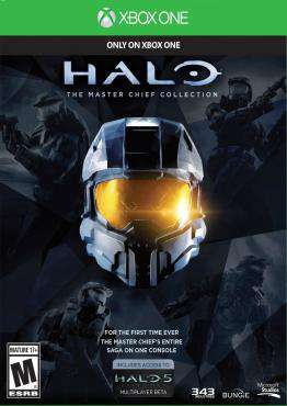 Halo: Master Chief Collection Xbox One, Game on XBOXONE, Shooter Video Games, ,  on XBOXONE