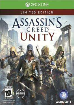Assassin's Creed Unity Xbox One, Game on XBOXONE, Action Video Games, ,  on XBOXONE