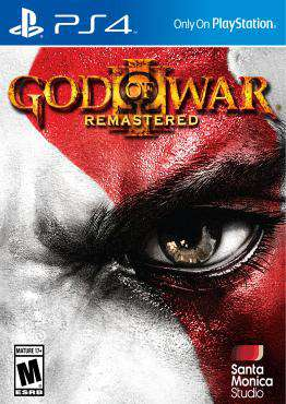 God of War III, Game on PS4, Action Video Games, ,  on PS4