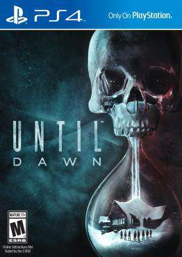 Until Dawn, Game on PS4, Action Video Games, ,  on PS4