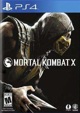 Mortal Kombat X, Game on PS4, Fighting Video Games, ,  on PS4