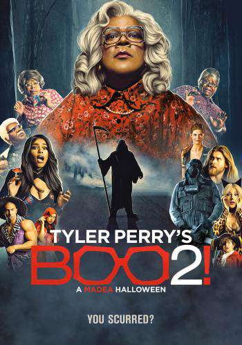 Tyler Perry's Boo 2! A Madea Halloween for Rent, & Other New ...
