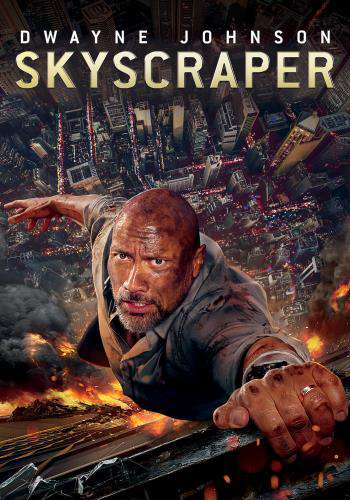 Skyscraper for Rent, & Other New Releases on DVD at Redbox