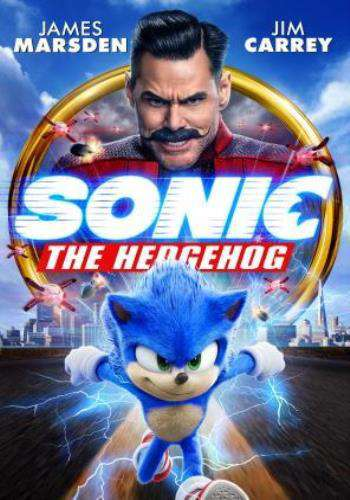 Sonic The Hedgehog For Rent Other New Releases On Dvd At Redbox