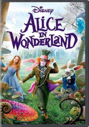 alice in wonderland redbox