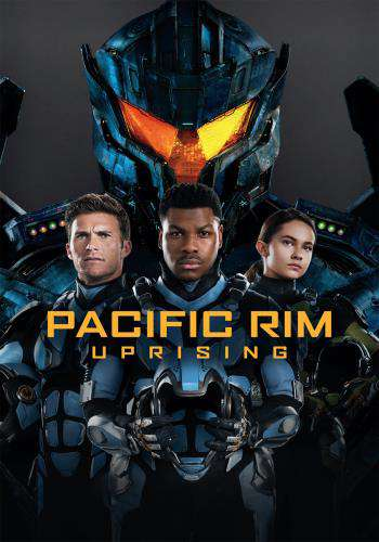 Pacific Rim: Uprising (Blu-ray) for Rent, & Other New