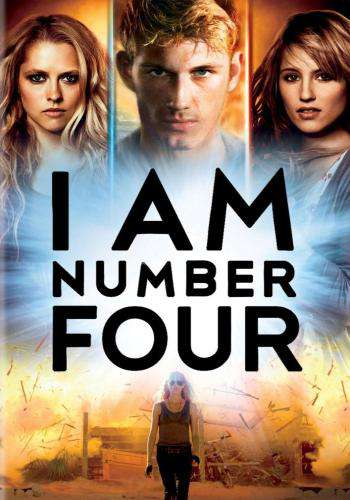 I Am Number Four For Rent   U0026 Other New Releases On Dvd At