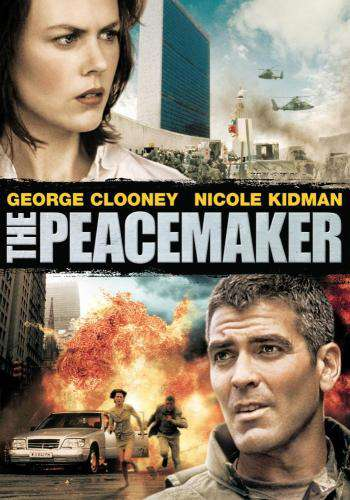 The Peacemaker for Rent, & Other New Releases on DVD at Redbox