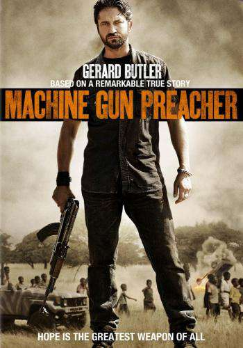 Machine Gun Preacher For Rent Other New Releases On Dvd At Redbox