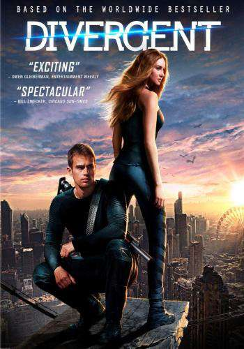 Divergent for Rent, & Other New Releases on DVD at Redbox