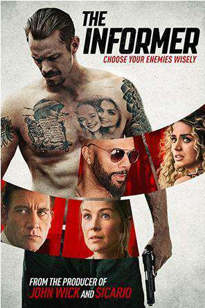 The Informer For Rent Other New Releases On Dvd At Redbox