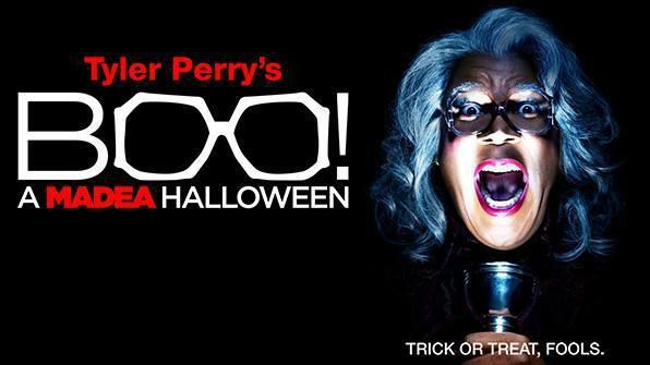 Boo! A Madea Halloween for Rent, & Other New Releases on DVD at Redbox