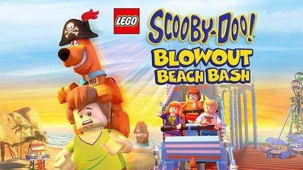LEGO Scooby Doo Blowout Beach Bash for Rent, & Other New Releases ...