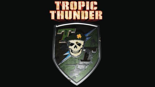 tropic thunder stream english