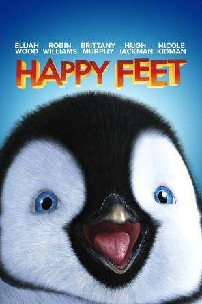 Happy Feet, On Demand Movie, Action DigitalMovies, Adventure DigitalMovies, Comedy DigitalMovies, Family