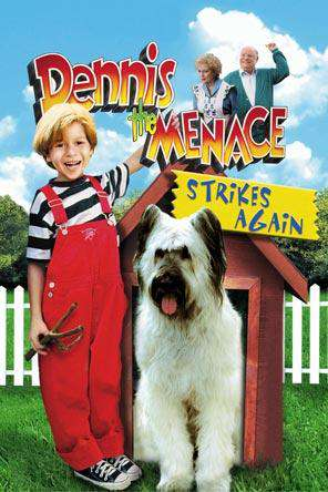 Dennis the Menace Strikes Again, On Demand Movie, Comedy DigitalMovies, Family