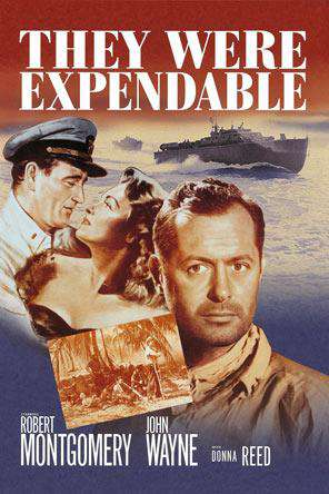 They Were Expendable, On Demand Movie, Action DigitalMovies, Drama