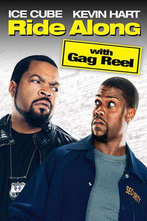 Ride Along Gag Reel, On Demand Movie, Action DigitalMovies, Comedy