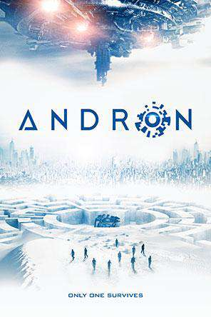 Andron, Movie on DVD, Sci-Fi & Fantasy Movies, Thriller & Suspense