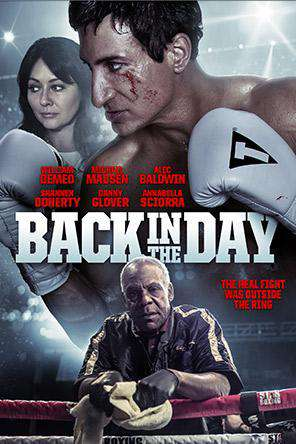 Back In The Day (2016), Movie on DVD, Drama
