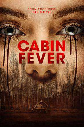 Cabin Fever (2016), Movie on DVD, Comedy Movies, Horror