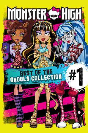 Monster High: Best of the Ghouls - Volume 1, On Demand Movie, Animated