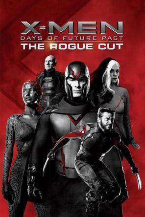 X-Men: Days of Future Past - ROGUE CUT, On Demand Movie, Action DigitalMovies, Adventure DigitalMovies, Sci-Fi & Fantasy DigitalMovies, Fantasy DigitalMovies, Sci-Fi