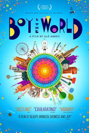 Boy & The World, On Demand Movie, Action DigitalMovies, Adventure DigitalMovies, Animated DigitalMovies, Family DigitalMovies, Kids