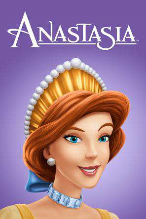 Anastasia (1997), On Demand Movie, Action DigitalMovies, Adventure DigitalMovies, Comedy DigitalMovies, Family