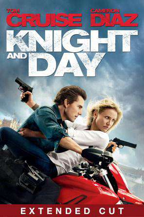 Knight and Day (Extended Cut), On Demand Movie, Action DigitalMovies, Adventure DigitalMovies, Romance