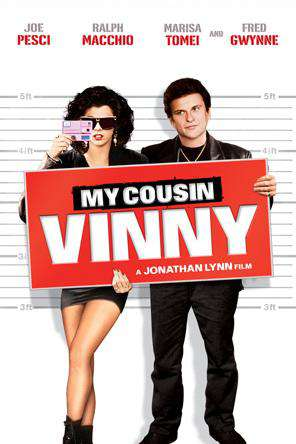 My Cousin Vinny, On Demand Movie, Comedy
