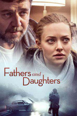 Fathers and Daughters, Movie on DVD, Drama