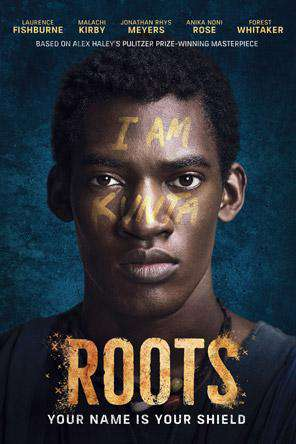 Roots (2016), Movie on DVD, Drama