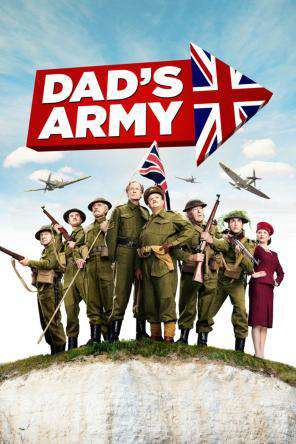 Dad's Army, Movie on DVD, Comedy Movies, Drama Movies, Action