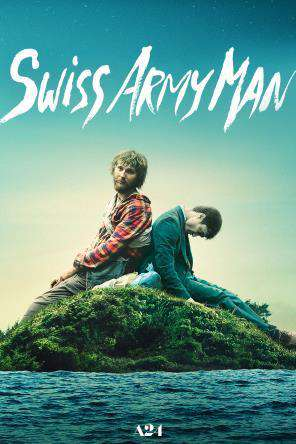 Swiss Army Man, Movie on DVD, Comedy Movies, Drama