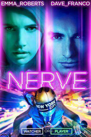 Nerve, Movie on DVD, Thriller & Suspense