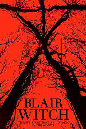 Blair Witch, Movie on DVD, Horror