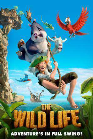 The Wild Life, On Demand Movie, Action DigitalMovies, Adventure DigitalMovies, Animated DigitalMovies, Comedy DigitalMovies, Family